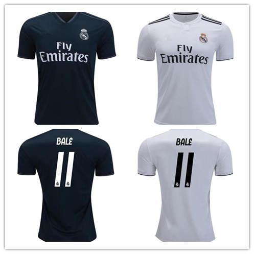 watch ad921 7c0fe [Hot Item] Real Madrid Jerseys 11 Gareth Bale Soccer Jerseys Football  Jerseys