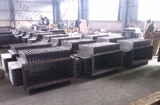 Corrugated Radiator for Oil Immersed Electrical Power Distribution Transformer