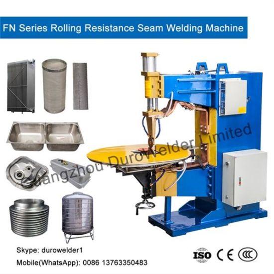 Quality Guarantee! Rolling Resistance Seam Welder for Welding Steel Tank