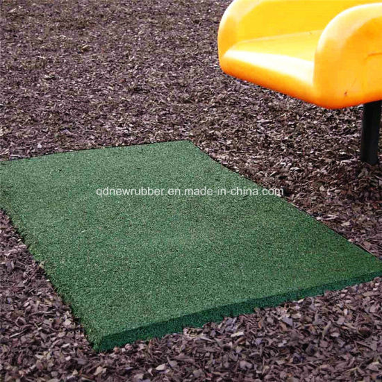 China Rubber Tiles For Swing Set Structures China Swing Set