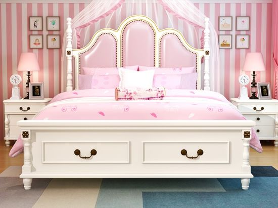 China Best Selling Economical Wooden Child Bed (OWKB-002) - China