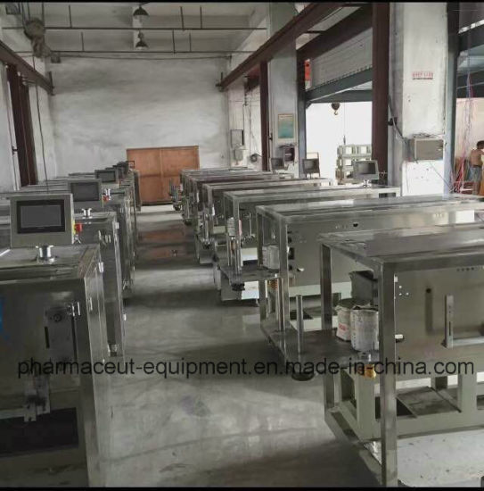 Syrup Pharmaceutical Plastic Ampoule Automatic Filling Sealing Machine pictures & photos