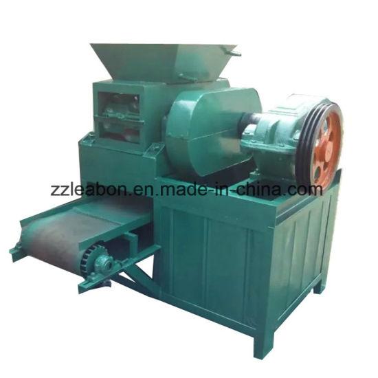 Coal Dust Briquette Making Machine Uses Briquetting Press Machine