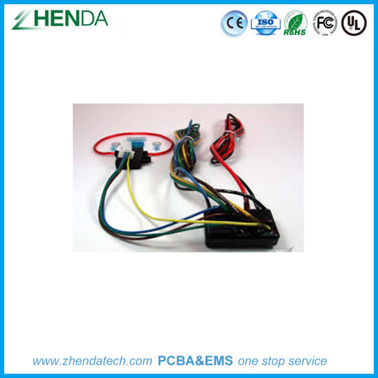 china economic price high quality custom electronic wire harness rh zdtech en made in china com wiring harness amarok price body wiring harness price