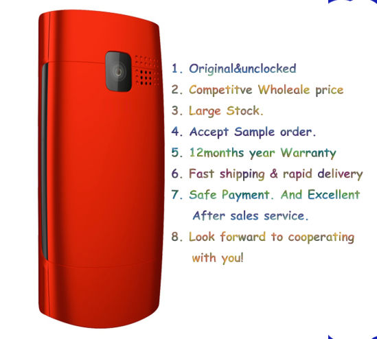 100% Original Unlocked for Nokia X2-02 GSM Phone pictures & photos