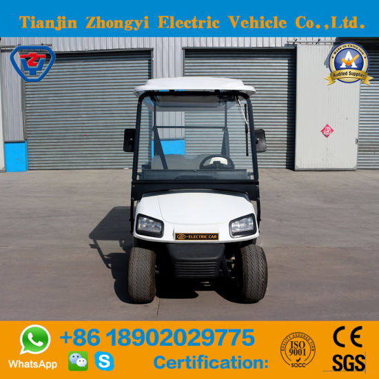 China Hot Selling 2 Seat Electric Golf Buggy With Bucket For Sale China Golf Cart And Electric Golf Cart Price