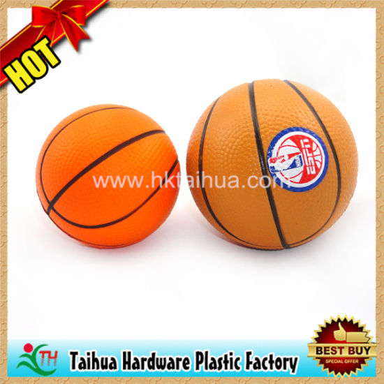 Custom PU Golf Stress Ball Toys (TH-PU020) pictures & photos