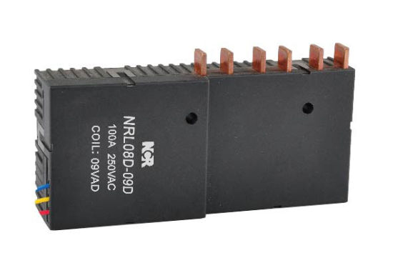 3-Phase 48V Magnetic Latching Relay (NRL709G) pictures & photos