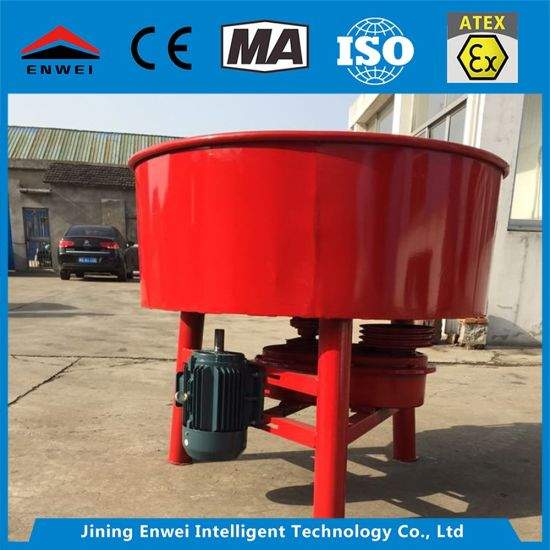 Vertical Mix Machine for Rubber Crumb for Sports Ground