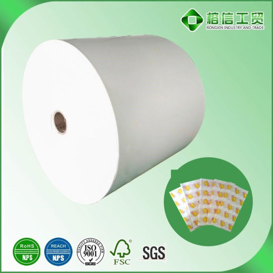 30g PE Coated Sandwich Food Wrapping Paper for Sale