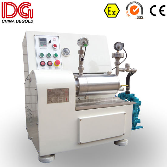 Lab Grinding Bead Mill pictures & photos