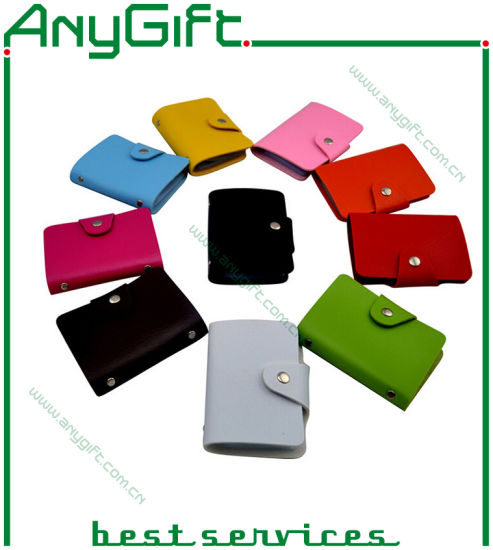 PU Card Bag, Card Holder, Card Case, Bag Card Protector pictures & photos