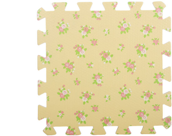 New Style Anti-Slip EVA Jigsaw Puzzle Floor Interlocking Baby Play Mat pictures & photos