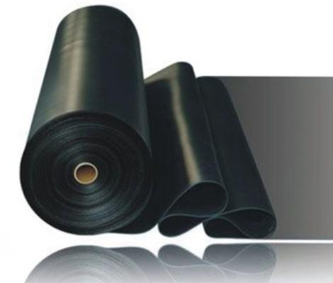 China EPDM Rubber Waterproofing Membranes Roll - China ...