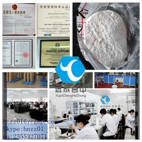 99.5% Purity Tadalafil Citrate Pharmaceutical Raw Steroids CAS 171596-29-5 pictures & photos