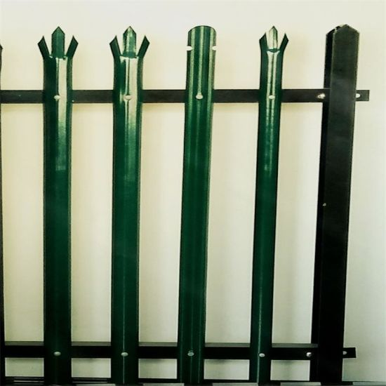 China Garden Backyard Palisade Security Fence Railing