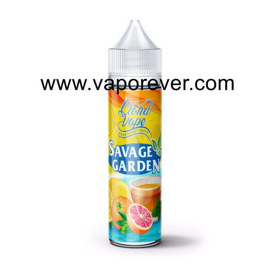 Unique Hot Sale Apple Flavor and Could OEM Designs Cylinder Packaging E Liquid for (E CIGS)
