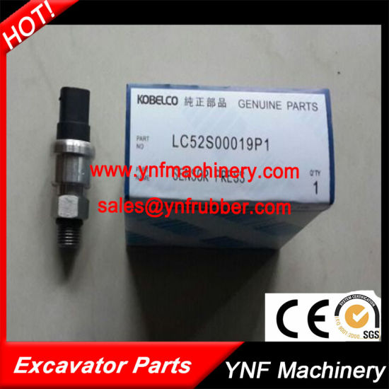 China Excavator Spare Part Sk Low Pressure Switch for