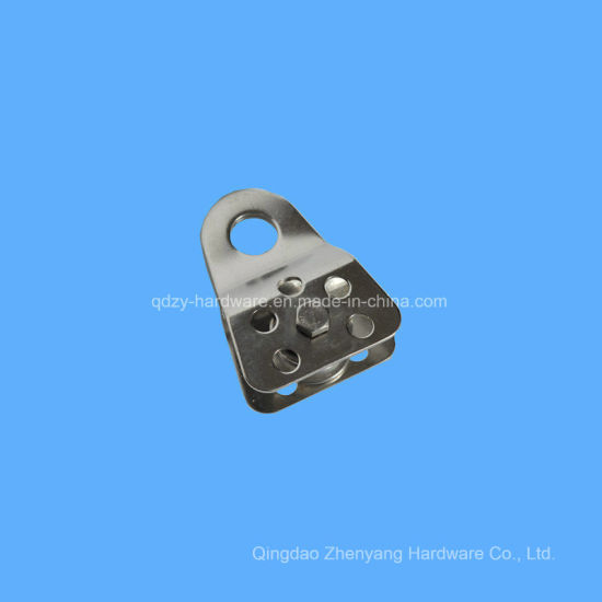 Stainless Steel Pulley with Nylon Sheave (B1-180)