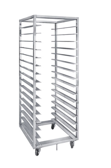 China Full Stainless Steel 32 Trays Bread Cooling Tray Trolley