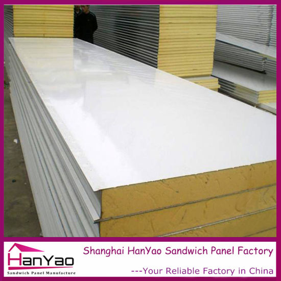 Insulated Metal Polyurethane Sandwich Panel for Wall