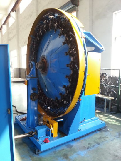 Hgsb-36 & Hgsb-48 Heavy Type High Speed Braiding Machine pictures & photos