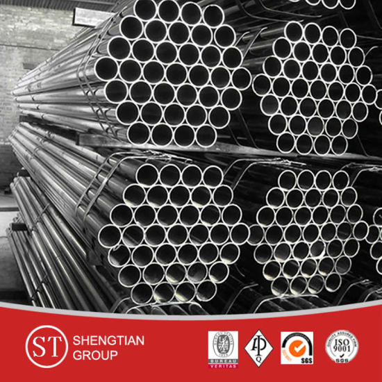 ASTM A53 Seamless Steel Tube pictures & photos
