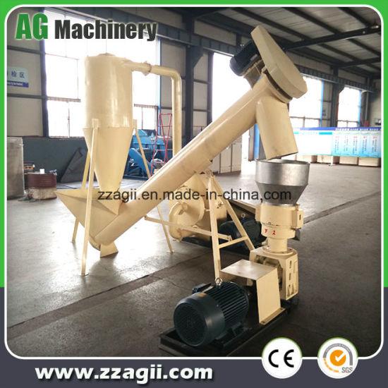 China Electric Animal Feed Machine Cow Food Pellet Machine China