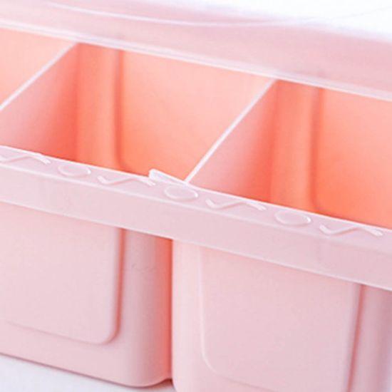 1d77de6cee5 Eco-Friendly Plastic Seasoning Box Sugar Pepper Salt Cans Herb Spice  Containers Kitchen Tools 21.5 9.6 5.8 Cm 1 Set