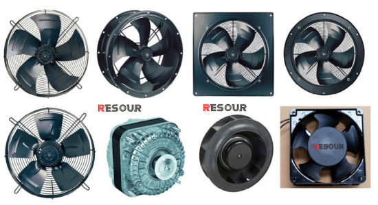 Fan Motor for Air Cooler, Fan Motor for Condenser, Evaporator Fan pictures & photos