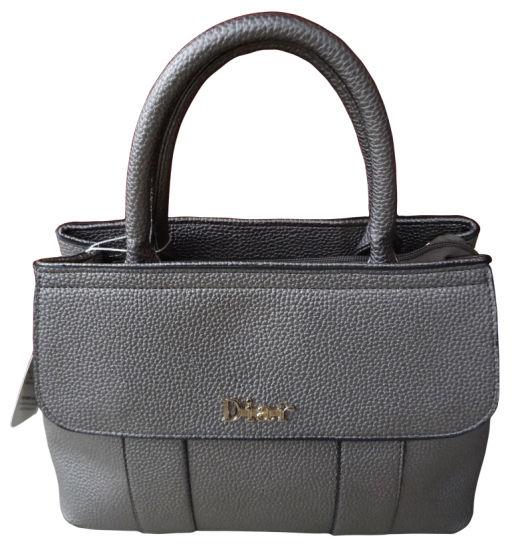 b5c19c570e41 China Latest Design Fashion PU Leather Handbags for Ladies - China ...
