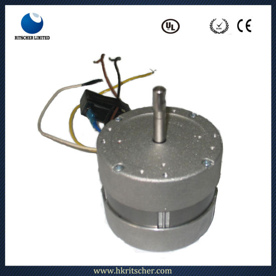 1000-3000rpm Table Fan Capacitor Motor for Air Governor/Bathroom Fan/Washing Machine/Air Purifier