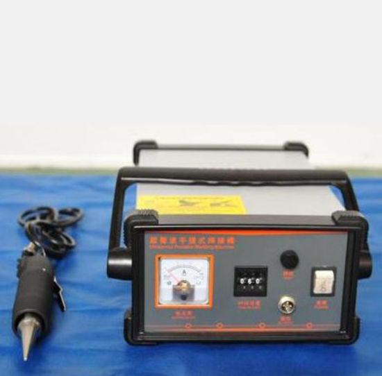 Handheld Plastic Ultrasonic Spot Welding Machine Plastic Welder