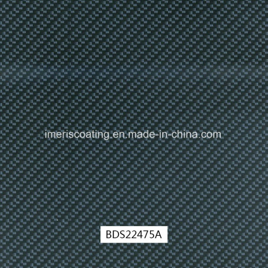Bd Carbon Fiber Hydrographics Printing Films for Outdoor Items and Car Parts (BDS22475A)