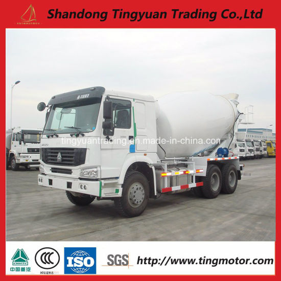 China HOWO Mixer Truck/Concrete Mixer with Best Price - China ...