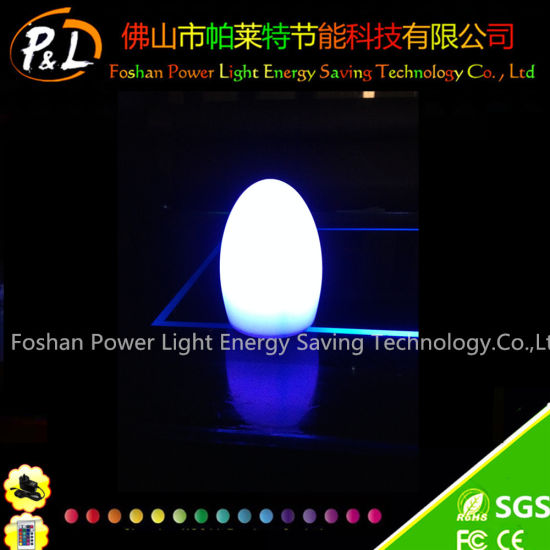 Fashionable Decorative Glowing Illuminated LED Table Lamp pictures & photos