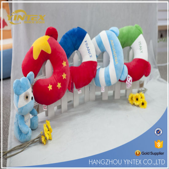Inflatable Neck Pillow Affordable Promotional 2016 U Shaped Travel Pillow pictures & photos