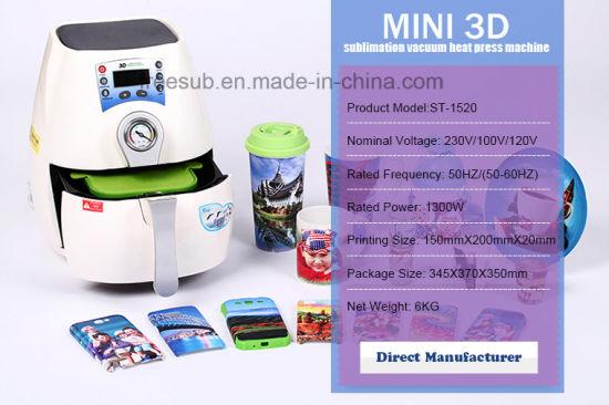 Freesub Mini Heat Transfer Printing Machine (ST-1520-A)