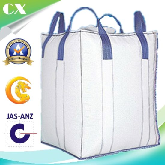 China Hot Sale Big Bag Pp Sand Cement Rice Bag China Sand Bag