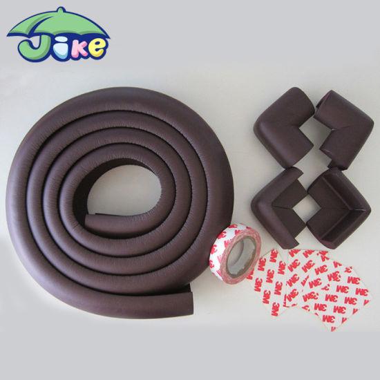 Jike L Shape NBR Foam Protect Stair Edge Protection