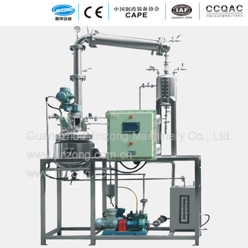 Jinzong Machinery Pilot/Small/Laboratory Unsaturated Polyester Resin Plant