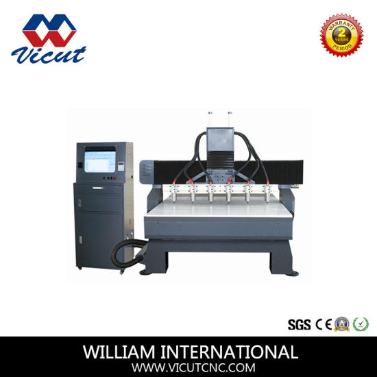 Multi Head Engraving Machine CNC Machine Woodworking Machinery pictures & photos
