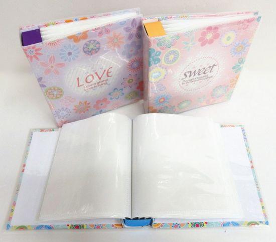 China Customed Self Adhesive Wedding Photo Album China Customed