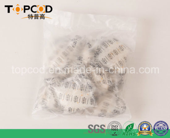 10g DMF Free Indicated Moisture Absorber Silica Gel pictures & photos