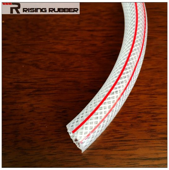 UV- Resistant PVC Reinforced Water Hose pictures & photos