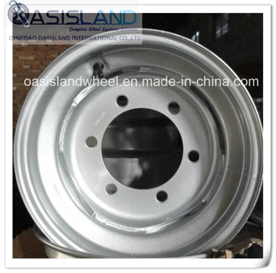 Steel Agricultural Wheel Rim (9.00X15.3) for Tyre 10.0/75-15.3