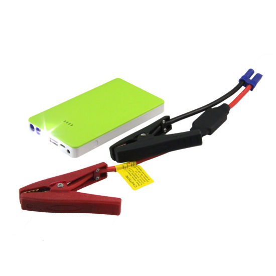 Mini Power Bank Battery Charger Multi-Function Car Jump Starter pictures & photos