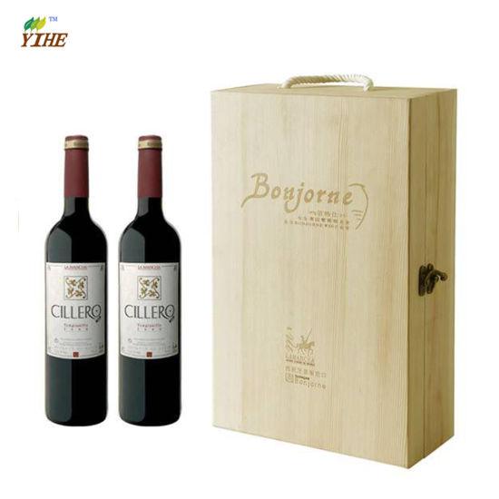 Good Quality Customized Wooden Wine Box