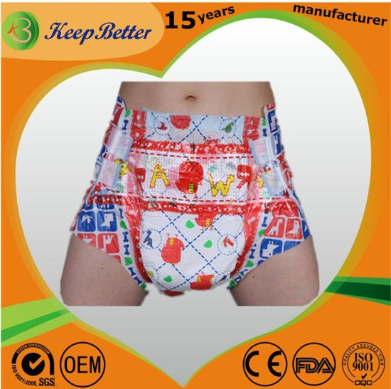 Adult baby crib diapered source