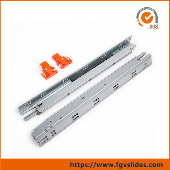 China Dtc Full Extension Kitchen Cabinet Drawer Slides